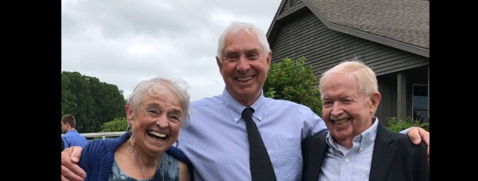 Tom, Jill & Dennis