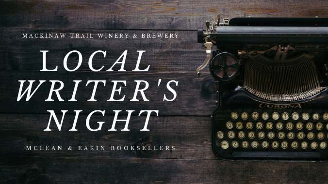 Writer's Night Poster